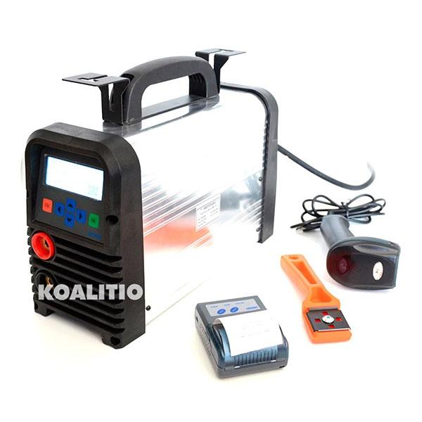Electrofusora HDPE